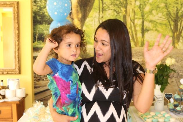 Hip Hip Hooray! It's Alyssa's birthday party