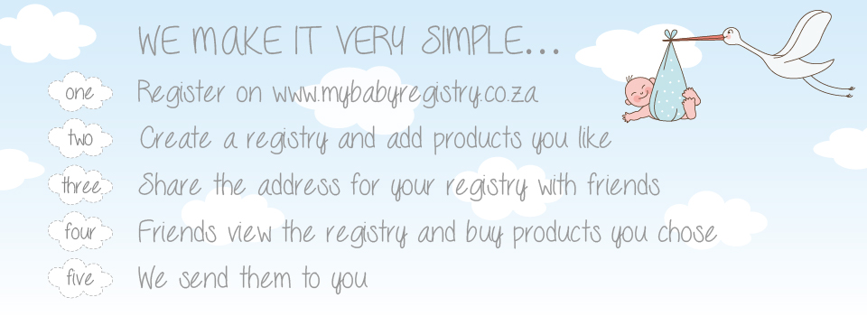 my baby registry sa s first dedicated baby shower gift registry