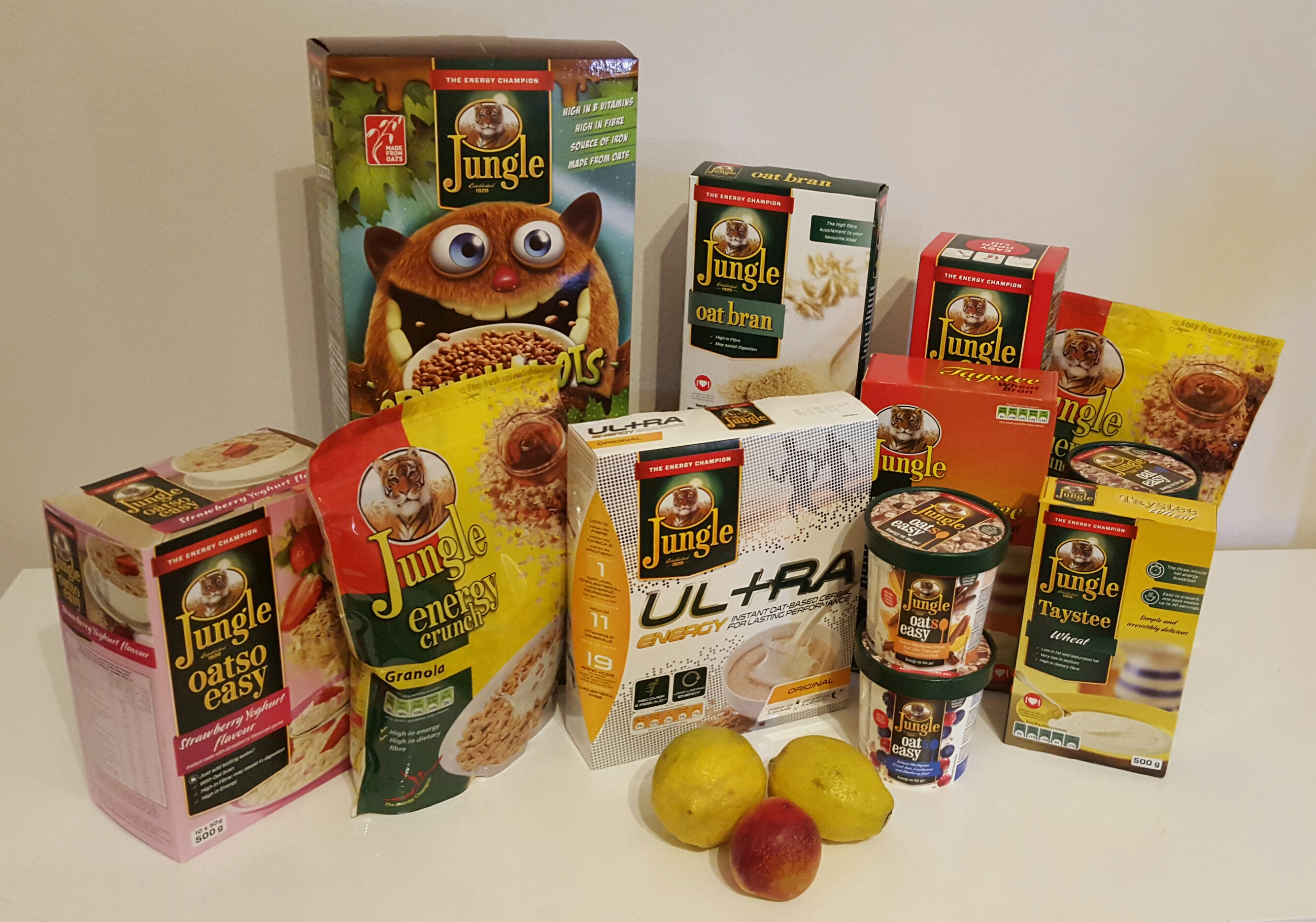 Jungle Oats Hamper Image